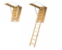 Лестницы и стремянки FAKRO Чердачная лестница  FAKRO LWS Smart 70x120 см
