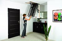 Лестницы и стремянки FAKRO Чердачная лестница  FAKRO LST 60x120 см