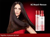 Интенсивное восстановление поврежденных волос с Schwarzkopf Professional