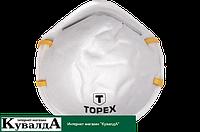 Противопылевые распираторы 5шт TOPEX 82S133