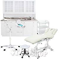 Косметологический кабинет (набор мебели) Versailles - белый