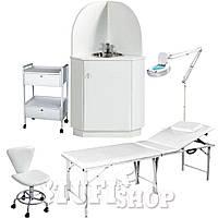 Косметологический кабинет (набор мебели) Mili - белый