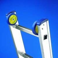 Трехсекционные лестницы SVELT Трехсекционная лестница Svelt Luxe3 3x9