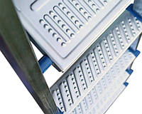 Лестницы и стремянки VIRASTAR Стальная оцинкованная стремянка VIRASTAR 5 ступеней