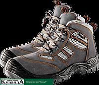 Ботинки рабочие NEO 82-044 замшевые 43 размер