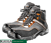 Ботинки рабочие NEO 82-062 замшевые 41 размер