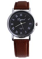 Стильные кварцевые  часы
