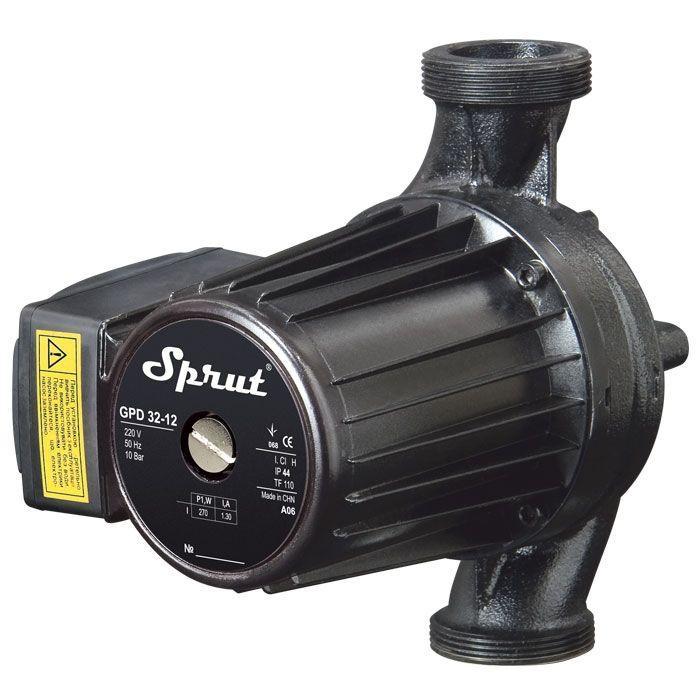 Насос Sprut GPD 32-14-220, присоединительный комплект