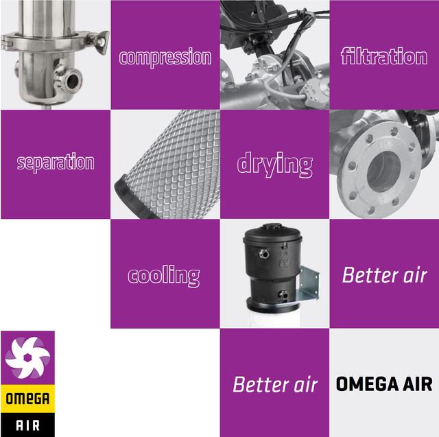 """Каталог """"Подготовка воздуха Omega Air 2017-2019"""""""