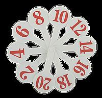 Набор цифр  веер  от 1 до 20  Zibi ZB.4900 (ZB.4900 x 30308)