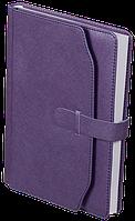 Ежедневник недатированный CREDO, A5  Buromax BM.2017 (BM.2017-07(фиолетовый) x 96106)