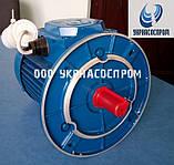 Однофазный электродвигатель 0,75 кВт 1500 об/мин АИРУТ71А4, фото 5