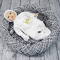 Комбинезон для новорожденного в роддом Ангел
