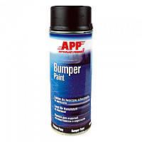 Краска структурная для бампера АРР черная 400мл