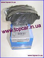 Колодки тормозные передние Renault Megane II 1.5 dCi 03 - Samko Италия 5SP911