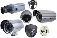 Видеокамеры охранные