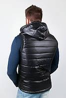 Жилетка мужская стеганая AG-0001897 (Черный)