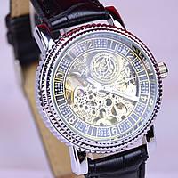 Мужские часы Слава с автоподзаводом (скелетоны), фото 1