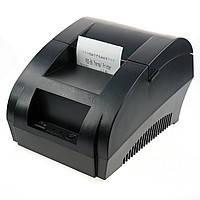 Принтер чеков POS-5890K USB Black