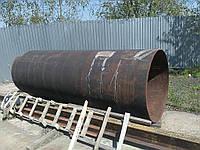 Труба  Б/у : 1220мм. длина 3320мм. 820, длина 2320 мм , СТЕНКА И ТАМ И ТАМ 10 ММ. ЦЕНА 11000