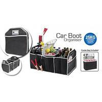 Складной органайзер в багажник авто Car Boot Organiser