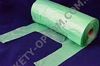 Пакет-майка в рулоне (26x45),12мкм  500 шт
