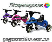 Детский трехколесный велосипед Profi Trike Titan - Разные цвета