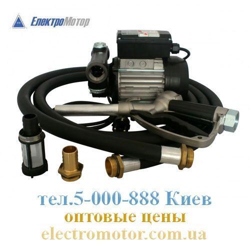 Насос для перекачки дизельного топлива LIGHT PUMP 220/40
