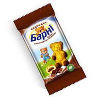 Барни Бисквит с шоколадной начинкой 30г
