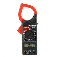 Мультиметр клещи токоизмерительные DT 266 тестер