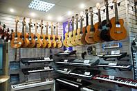 Отдел музыкальных инструментов, Мариуполь.