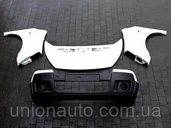 Комплект капот, бампер, крыла Peugeot Expert 07-