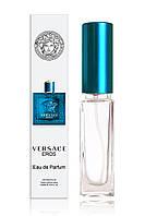 Мужской мини-парфюм Versace Eros (Версаче Эрос) в стеклянном флаконе, 20 мл