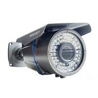 Уличная AHD камера CoVi Security AHD-105W-60V с вариофокальным объективом и мощной ИК подсветкой