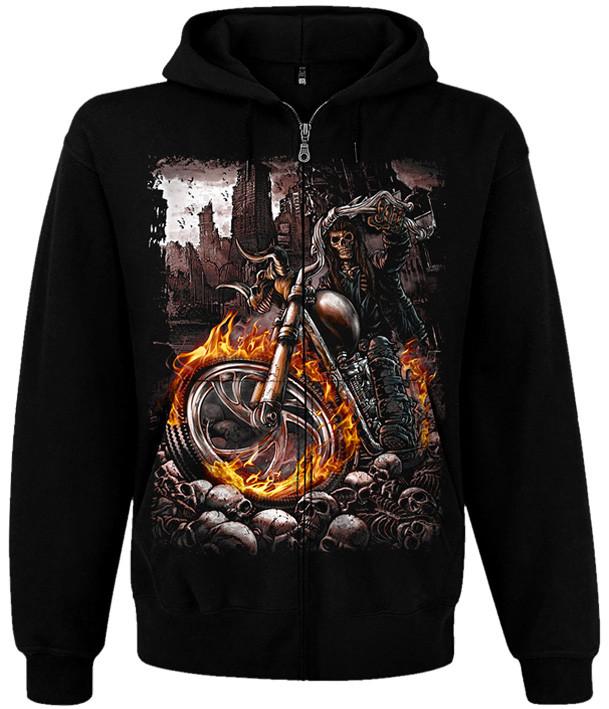 Кенгуру Deathrider (Смерть на байку) на молнии
