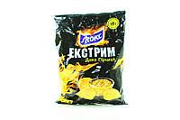 Люкс Чипсы Экстрим с горчицей 140г