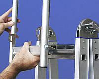 Аксессуары к лестницам и лесам SVELT Алюминиевая платформа SVELT SICURKIT 100 см для SCALISSIMA PLUS/ELITE