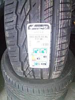 Шины General Grabber GT 285/45R19 111wXL FR