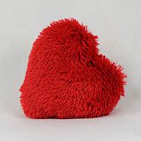 Мягкая игрушка из плюша сердце