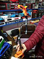 Гибкий держатель телефона Phoseat Phone Stand, селфи палка/держатель Фосит Фон Стенд Гибкий монопод Phoseat Ph, фото 1