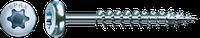 Саморізи Spax, T-STAR plus, неповна різьба, оцинкований, срібний