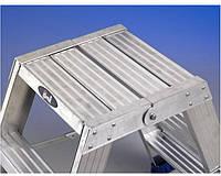 Лестницы и стремянки SVELT Двусторонняя стремянка SVELT P1 PLUS 2x8 ступеней