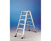 Лестницы и стремянки SVELT Двусторонняя стремянка SVELT P1 PLUS 2x6 ступеней