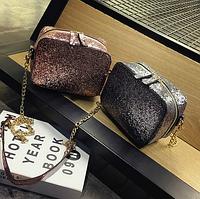 Блестящая мини сумочка
