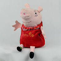 Детский рюкзак мягкая игрушка Свинка Пепа