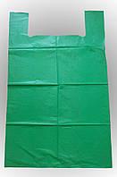 Пакеты майка 50*80 Зелень
