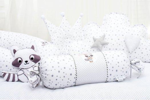 Подушка-валик Конфетка