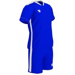 Футбольная форма PRIORITET (сине-белая), фото 2