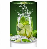 Чехол для 19л бутыли - Напитки №6