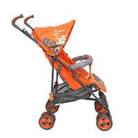 Детская прогулочная коляска трость Geoby D208R